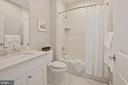 Entry Level Full Bath - 10846 SYMPHONY PARK DR, NORTH BETHESDA