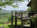 View from the deck - 140 HORSESHOE HOLLOW LN, WASHINGTON