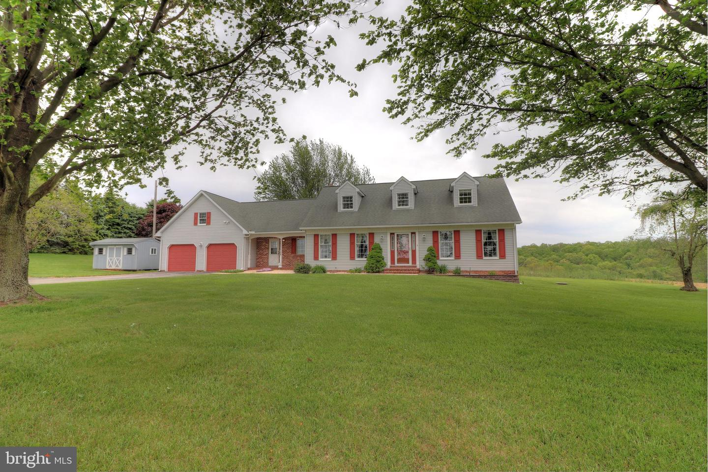 Single Family Homes для того Продажа на Airville, Пенсильвания 17302 Соединенные Штаты