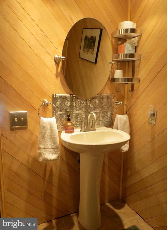 Lower level full Bath - 140 HORSESHOE HOLLOW LN, WASHINGTON