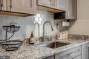 Gorgeous cabinetry and backsplash - 363 N ST SW #363, WASHINGTON