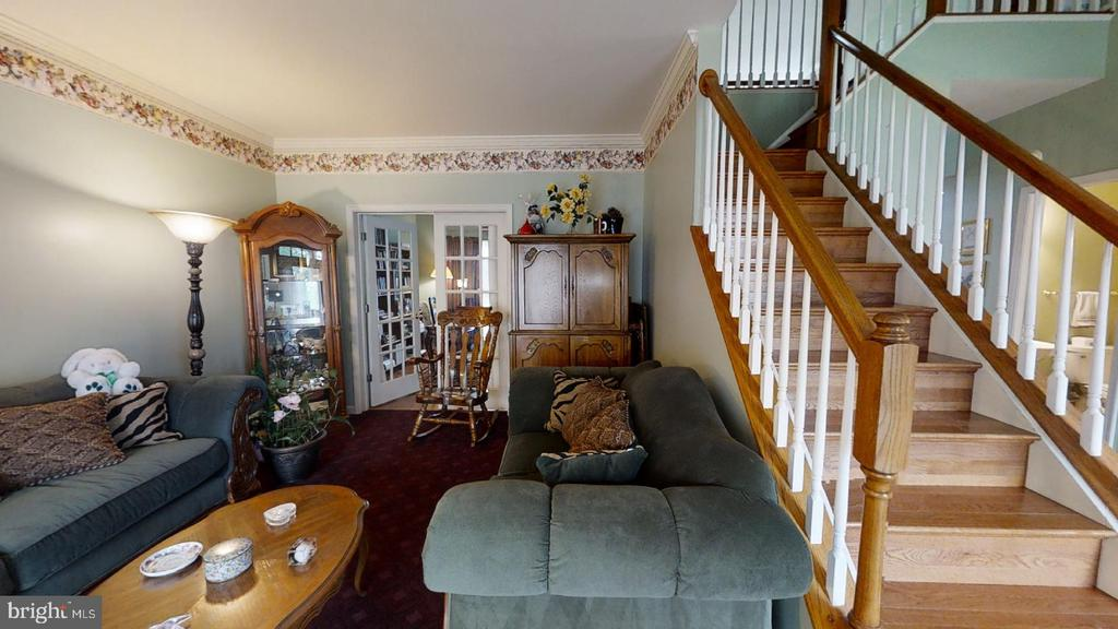 Livingroom - 6150 DEER RIDGE TRL, SPRINGFIELD