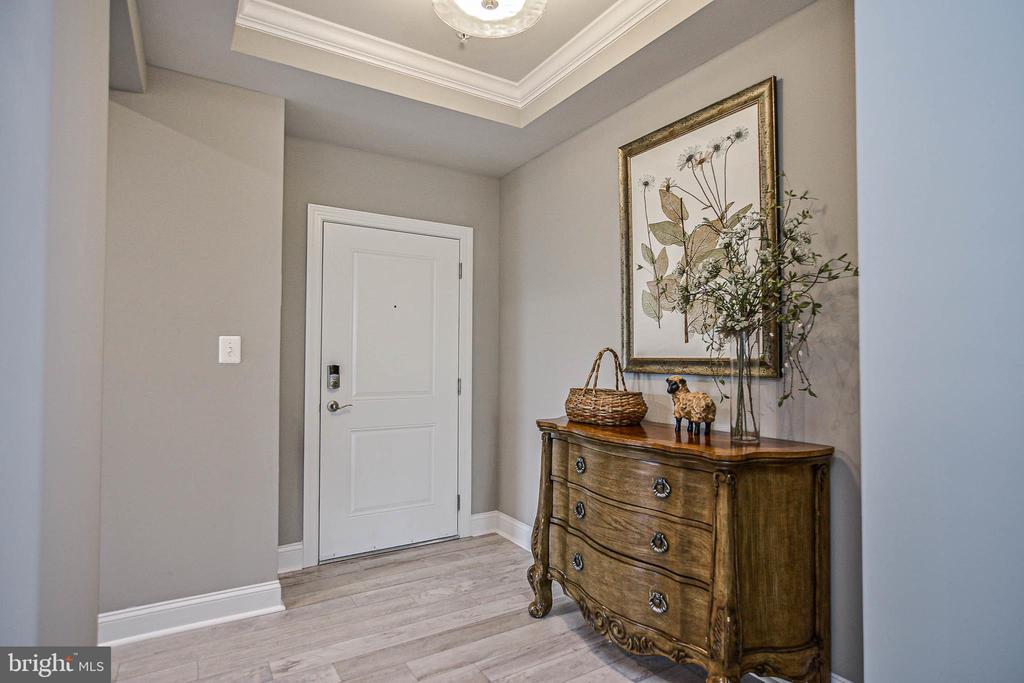 Foyer 9 x 7 - 20981 ROCKY KNOLL SQUARE #107, ASHBURN