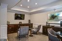 Enter through this lovely lobby. - 20981 ROCKY KNOLL SQUARE #107, ASHBURN