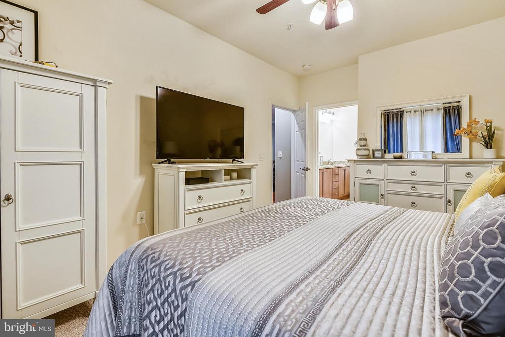 Master Bedroom - 11800 OLD GEORGETOWN RD #1222, ROCKVILLE