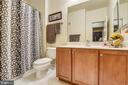 Bathroom 2 - 11800 OLD GEORGETOWN RD #1222, ROCKVILLE