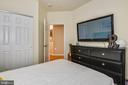 Bedroom 2 - 11800 OLD GEORGETOWN RD #1222, ROCKVILLE