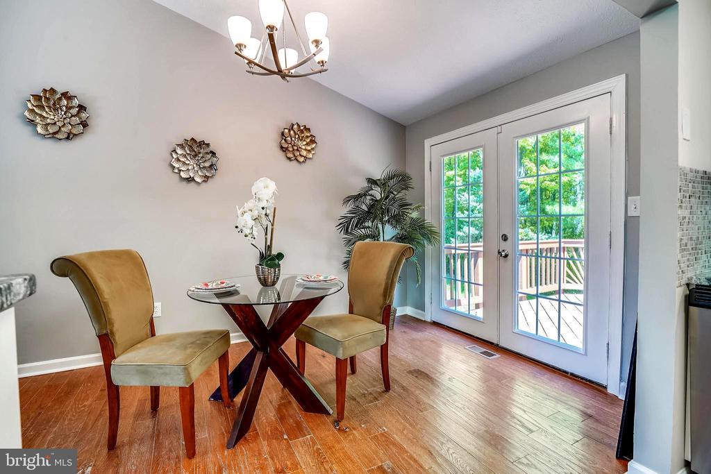 dining room - 11501 SCOTTSBURY TER, GERMANTOWN
