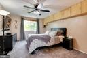 Master Bedroom - 404 BELLE GROVE RD, GAITHERSBURG