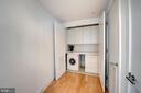 Laundry area: High end  Miele Washer &  Dryer - 2001 15TH ST N #1004, ARLINGTON