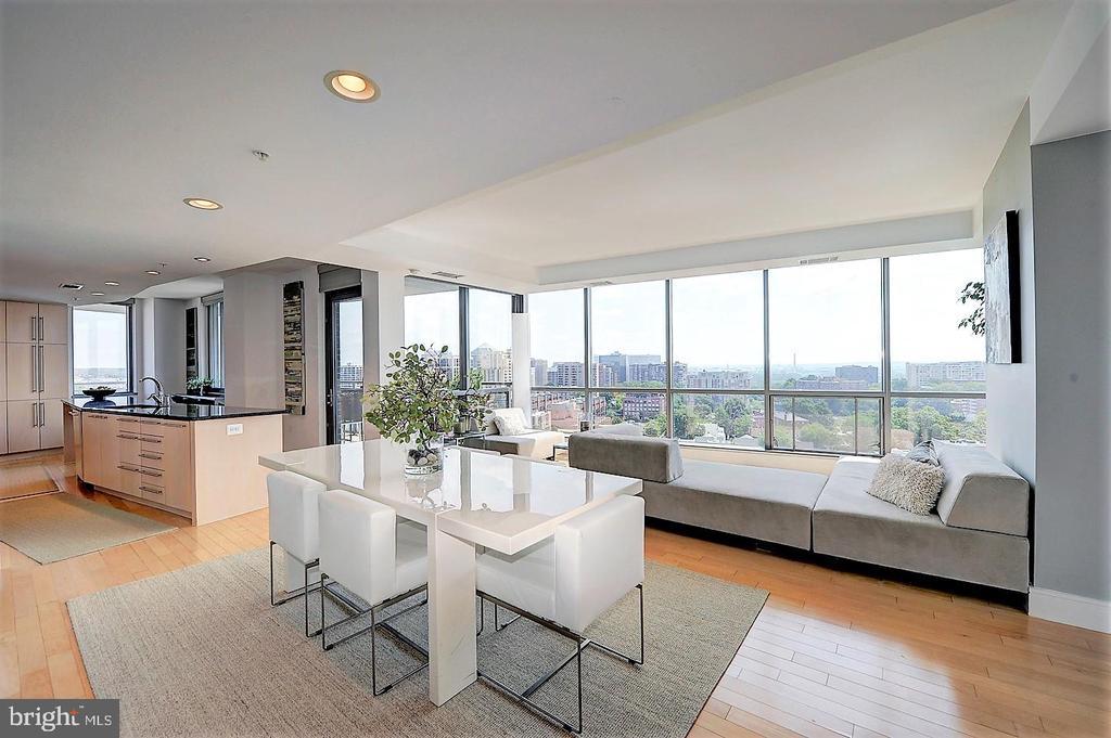 Large open floor-plan (~2500sf) - 2001 15TH ST N #1004, ARLINGTON