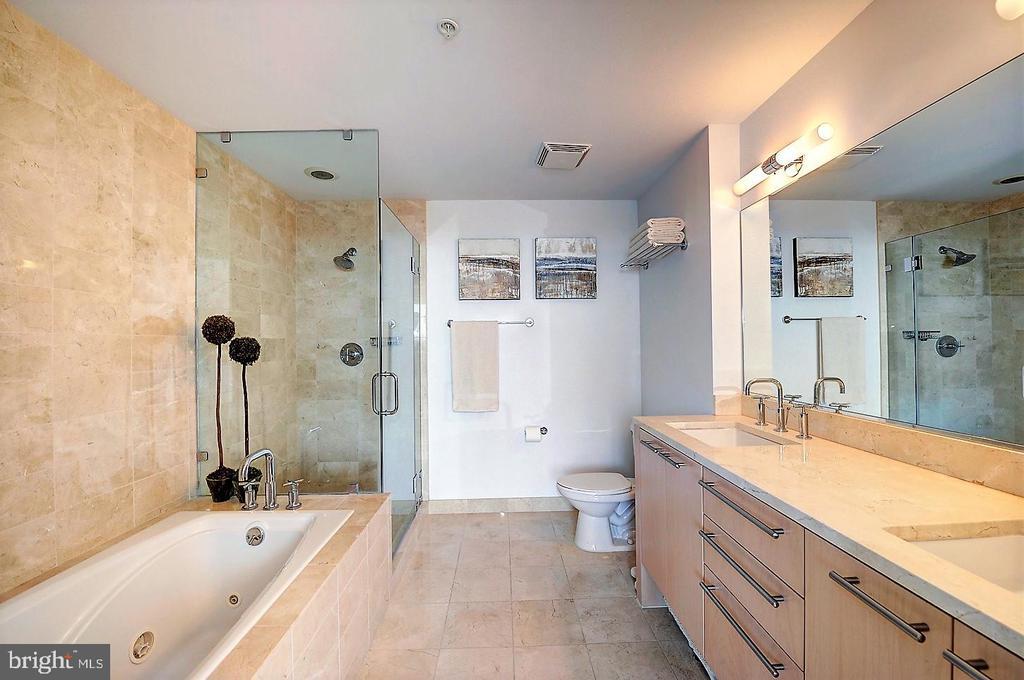 Master Bathroom - 2001 15TH ST N #1004, ARLINGTON
