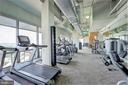 Fully Equipped Gym with Views of DC - 17th Floor - 2001 15TH ST N #1004, ARLINGTON
