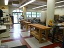 WOODWORKING ROOM - 19385 CYPRESS RIDGE TER #307, LEESBURG