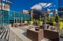 Outdoor Terrace - 1881 N NASH ST #804, ARLINGTON