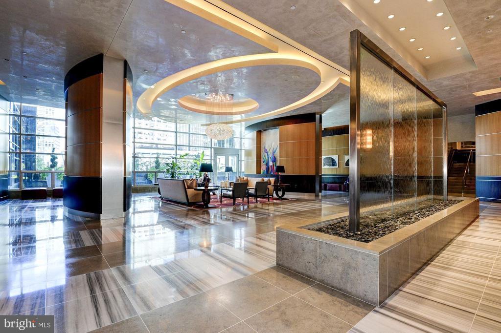 Residence Lobby - 1881 N NASH ST #804, ARLINGTON