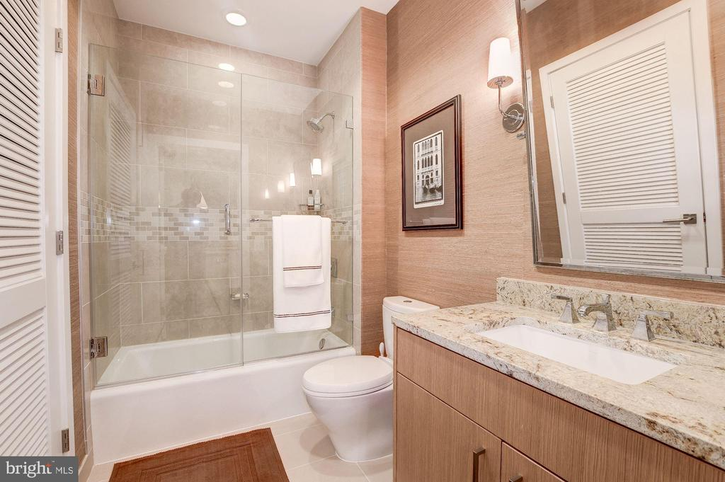 Bathroom 2 - 7171 WOODMONT AVE #507, BETHESDA