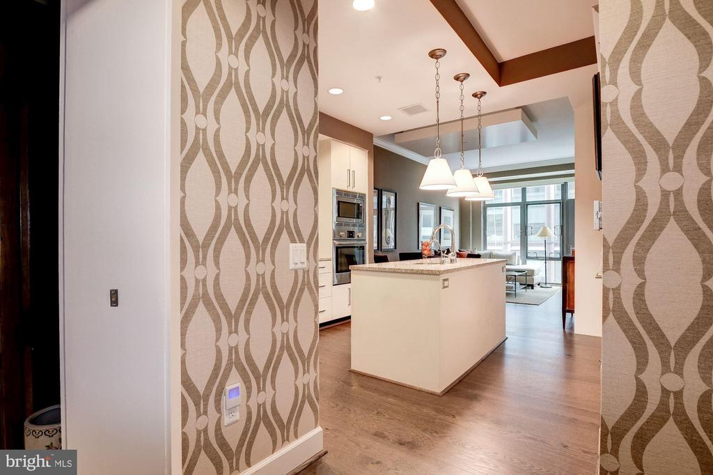 Entry - 7171 WOODMONT AVE #507, BETHESDA