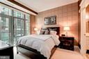 Bedroom - 7171 WOODMONT AVE #507, BETHESDA