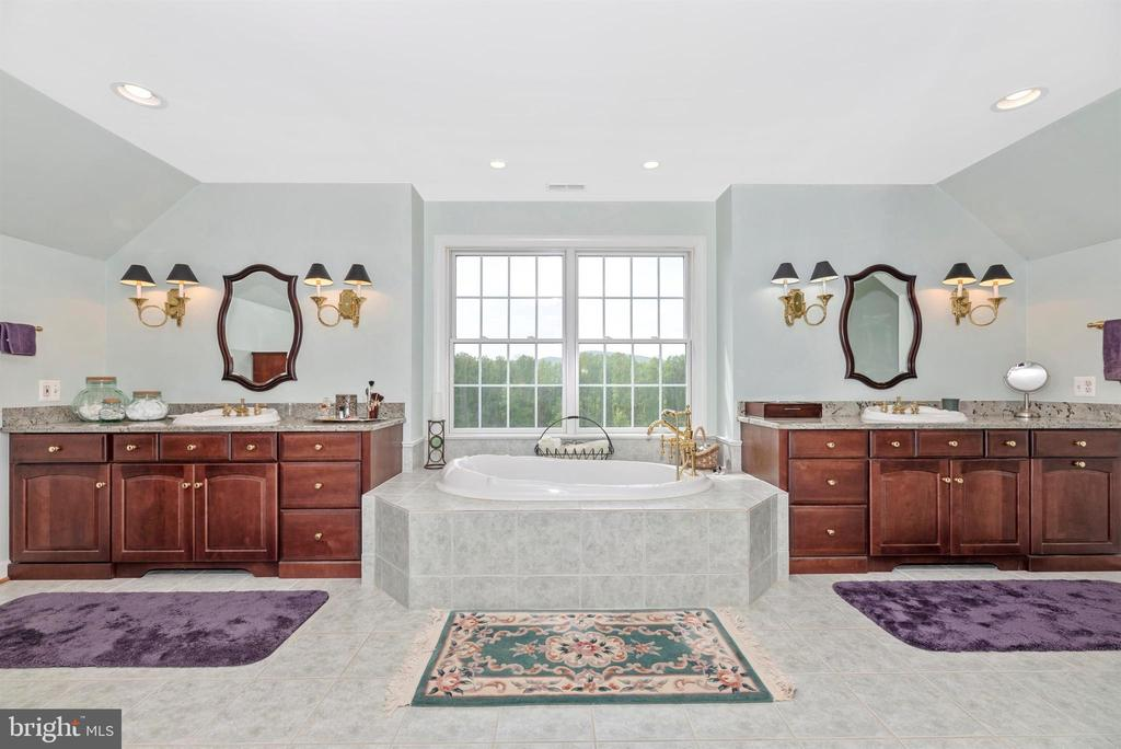 master bath - 6950 BURKITTSVILLE RD, MIDDLETOWN