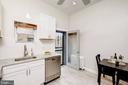 Updated kitchen - 704 8TH ST NE, WASHINGTON