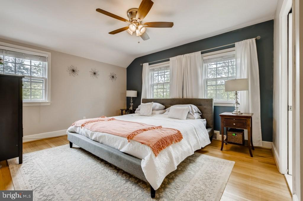 Master Bedroom - 4501 AMHERST LN, BETHESDA