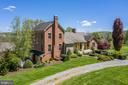 Lovely brick home with woodburning fireplaces - 23158 CANNON RIDGE LN, MIDDLEBURG