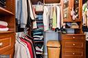 Master Bedroom Walk in Closet - 606 ANDREW HILL RD, ARNOLD