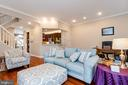 Another view of Living Room - 606 ANDREW HILL RD, ARNOLD