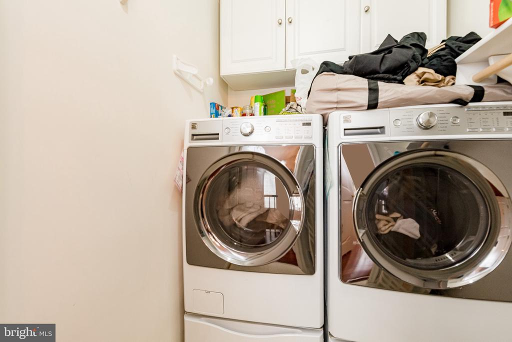 Upper Level Laundry Room - 606 ANDREW HILL RD, ARNOLD
