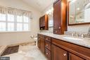 Master Bath Dual Sinks - 606 ANDREW HILL RD, ARNOLD