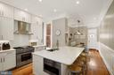 Main Level - Gourmet Kitchen - 524 1ST SE, WASHINGTON