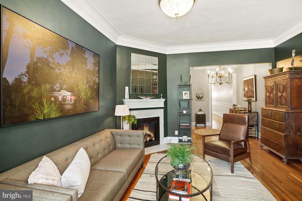Main Level - Living Room - 524 1ST SE, WASHINGTON