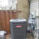 A/C in back of house - 905 CHESHIRE CT, STERLING
