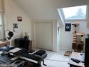 Loft Bedroom/Office with beautiful skylight - 8 S CHERRY GROVE AVE, ANNAPOLIS