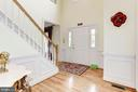 Entry - 7104 DUDROW CT, SPRINGFIELD
