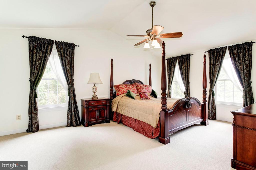 Master Bedroom - 7104 DUDROW CT, SPRINGFIELD