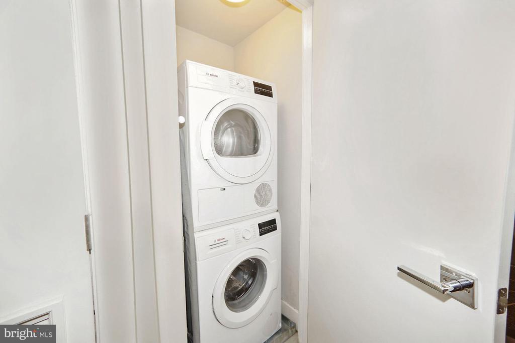 Washer/Dryer - 1311 13TH ST NW #102, WASHINGTON