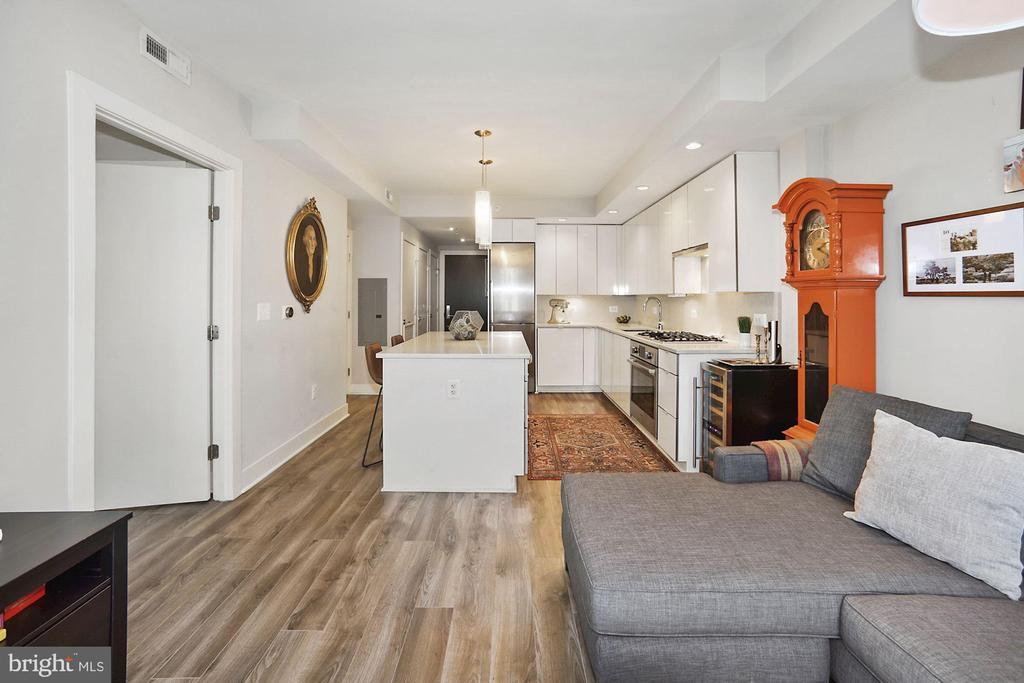 Open Floor Plan - 1311 13TH ST NW #102, WASHINGTON