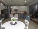 1st floor: breakfast area to kitchen - 27 CAPE COD, MARTINSBURG