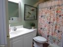 Basement:  New remodeld with tub - 27 CAPE COD, MARTINSBURG