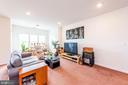 Living Room - 2231 JOHN GRAVEL RD #M, MARRIOTTSVILLE