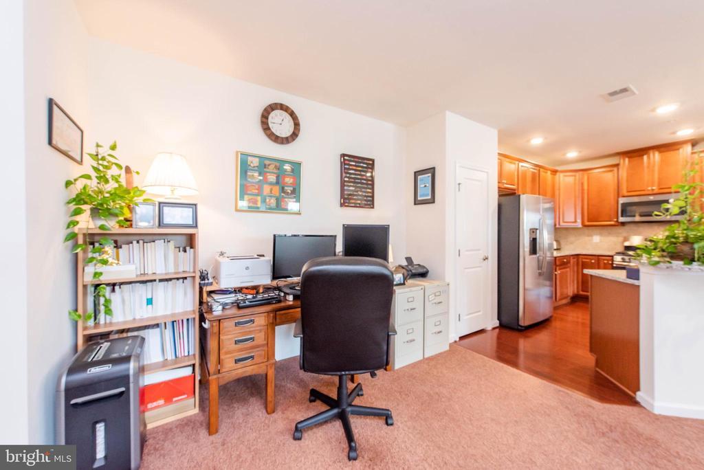Office Area - 2231 JOHN GRAVEL RD #M, MARRIOTTSVILLE