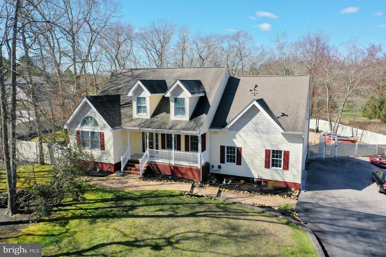 Single Family Homes pour l Vente à West Creek, New Jersey 08092 États-Unis