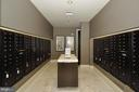 Mail Room - 7710 WOODMONT AVE #1207, BETHESDA