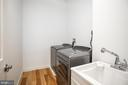 Laundry Room - 8728 RIDGE RD, BETHESDA