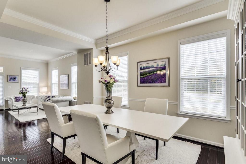 Dining Room - 7311-A HAYFIELD RD, ALEXANDRIA