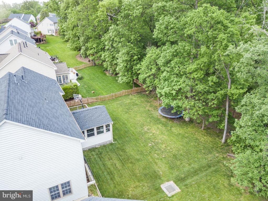 Aerial View  4 - 43671 MINK MEADOWS ST, CHANTILLY