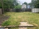 Garden, Patio Space, and A shed, Backs to an alley - 5215 DIX ST NE, WASHINGTON