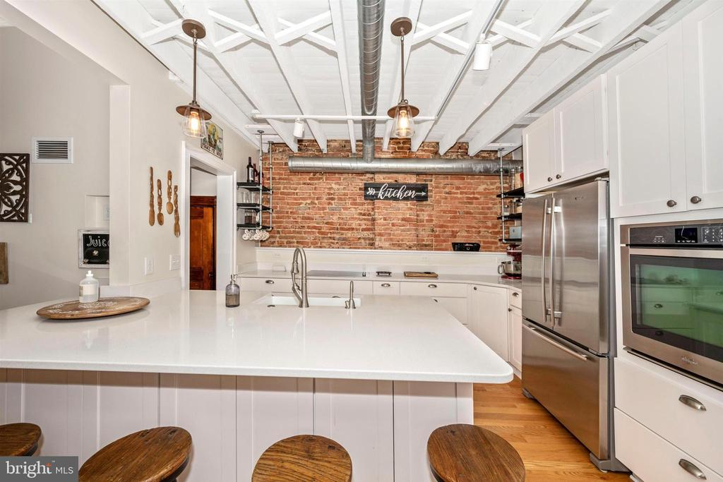 Kitchen - 18 N WISNER ST, FREDERICK